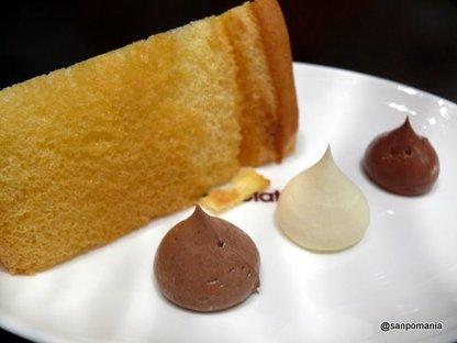 2008/10/11;100% Chocolate Cafeのシフォンショコラ