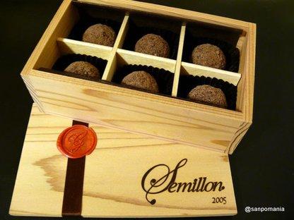 2008/05/01;GRASの貴腐ショコラセミヨン(semillon)