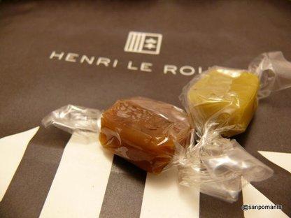 2008/10/19;HENRI LE ROUXのキャラメル