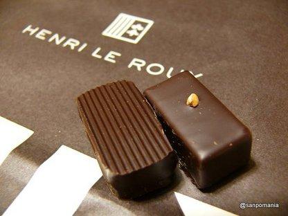 2010/01/04;HENRI LE ROUXのボンボン・ショコラ