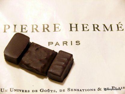 2008/07/06;PIERRE HERMEのボンボンショコラ